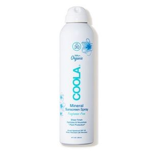 COOLA Mineral Sunscreen Spray SPF 30 - Unscented